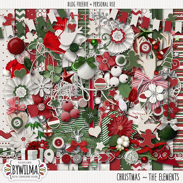 Freebie_Christmas_byWilma_Elements