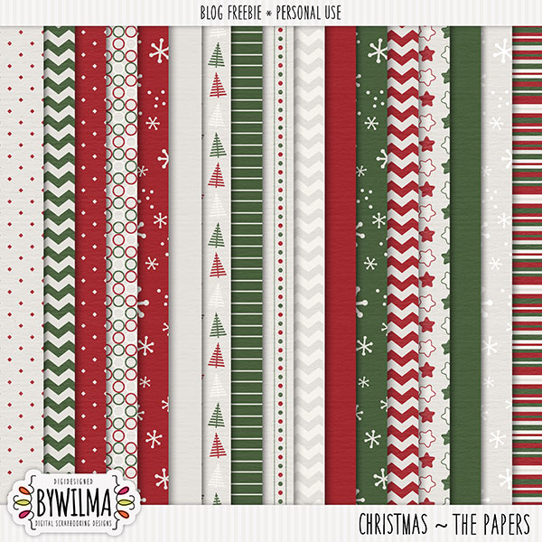 Freebie_Christmas_byWilma_Papers
