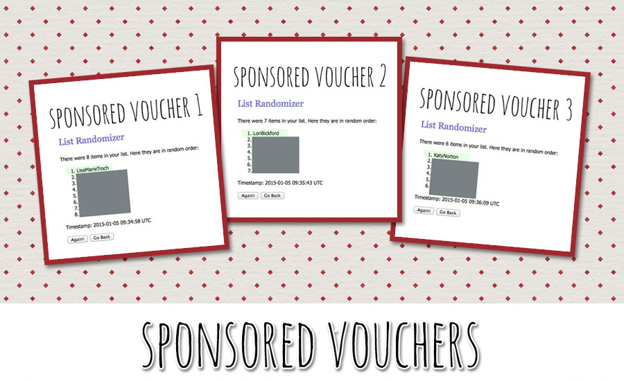 SponsoredVouchers